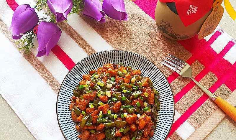 豇豆角做法 炒豇豆的做法