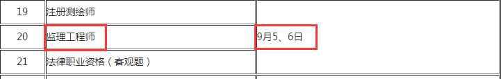 广西注册监理工程师报名资格2020 广西注册监理工程师报名资格2020