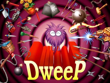 紫色小精灵 这游戏叫什么名字 好象是国外的 是过关的 有镜子 炸弹等道具 让一个毛球一样的东西从起点走到终点